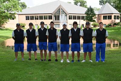 2014-15 Men's Golf