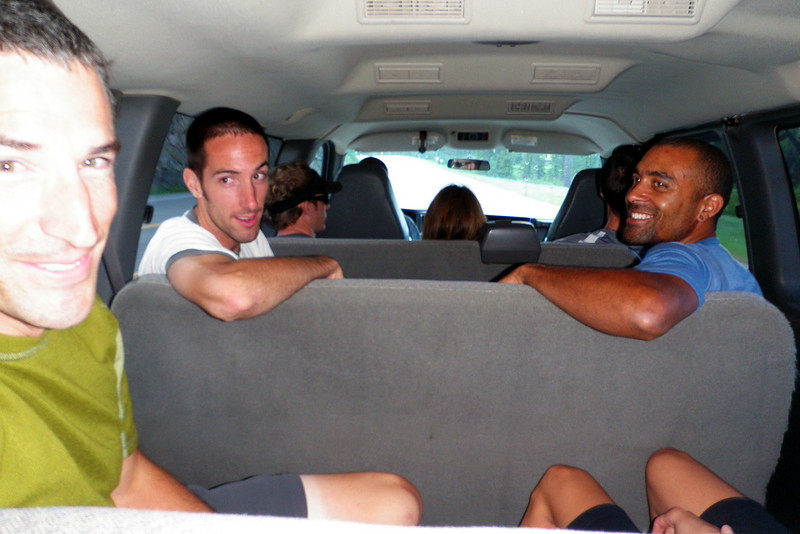 Travel Day Long Van Ride to Durango