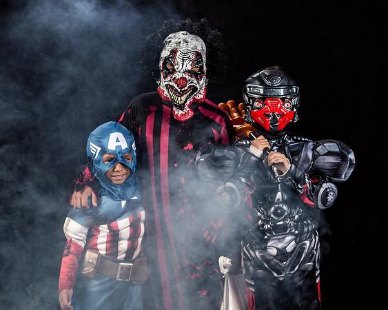 Hamann Park Halloween Photos