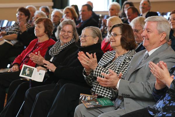 Hazel Waters Kornegay Assembly Hall Dedication Ceremony