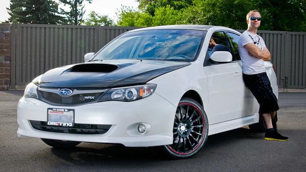 Brandon's Subaru