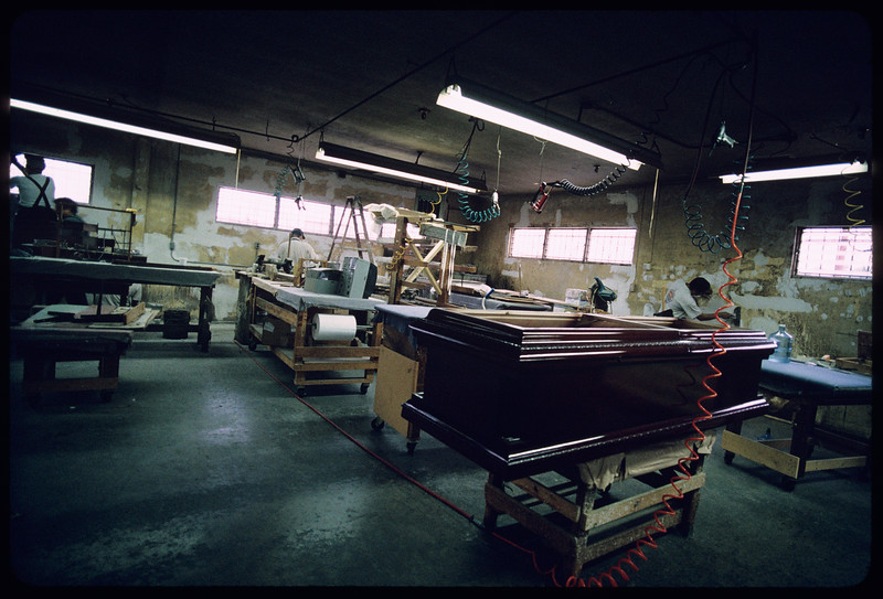 ABC Caskets Factory, Los Angeles, 2004