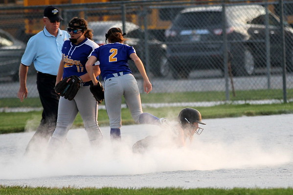 North White vs Pioneer @ North White Sectional 5/24/2016