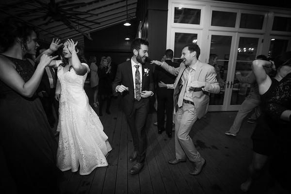 Zack and Maggie's Wedding Reception, Oyster Bay Yacht Club, Fernandina Beach, Florida
