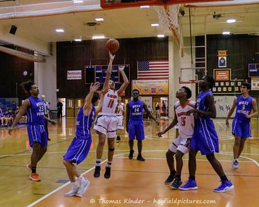 Boys Frosh Basketball v West Potomac 1/31/19