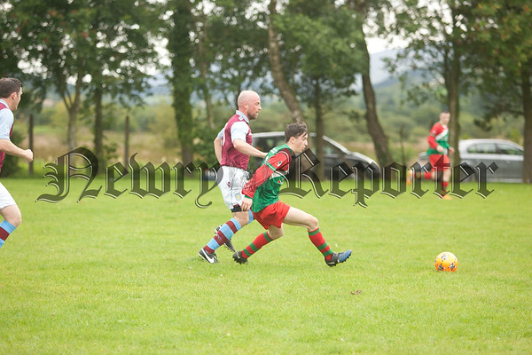 Gavin Thornton (Villa Rovers) and Jackson Cartmill (Haldane Fishers). RS1533011