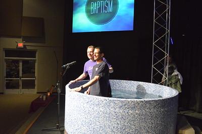 2014 Baptisms Nov