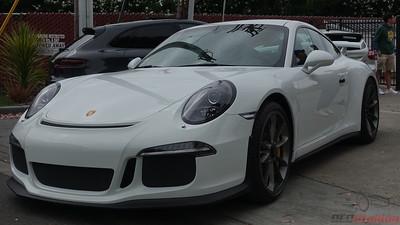 2014 Porsche GT3 - White