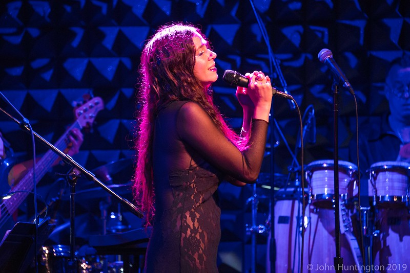 The Loser's Lounge tribut to Prince at Joe's Pub, October 21, 2016