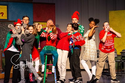 Junie B. in Jingle Bells, Batman Smells (red cast)