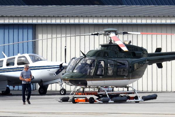 Harrison Ford flies again