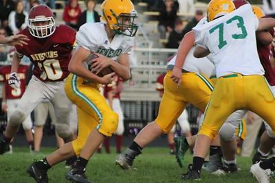 Freshman @ Morris 10-19-17