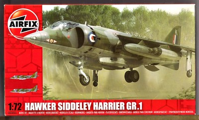 Harrier Racer