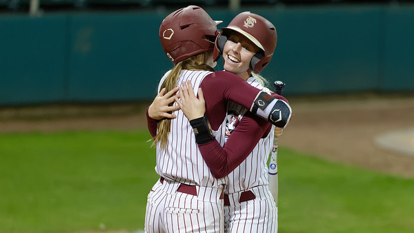 FSU Softball v Holy Cross March 3 2020