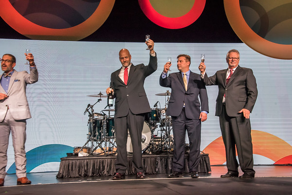 Elevate Awards @ Gaylord  Palms 5-23-18