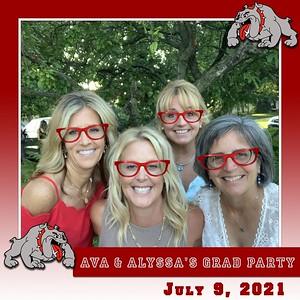 Ava & Alyssa's Grad Party
