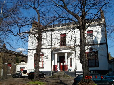 John Andre Birthplace *