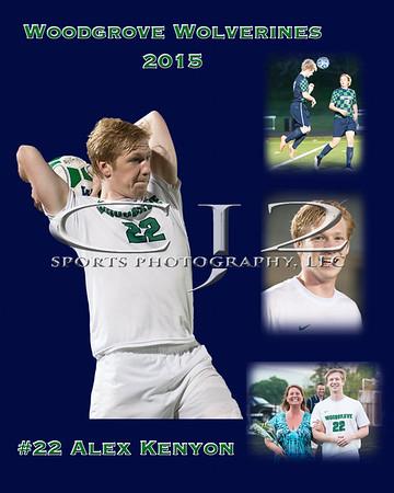 2015 WHS Boys Soccer Seniors