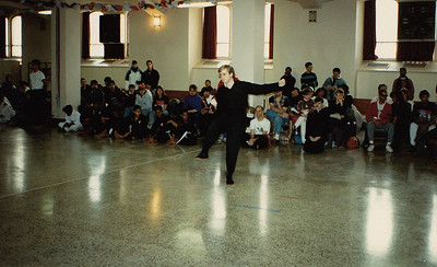 Chinese Martial Arts Open Competition—Chicago, IL 1990