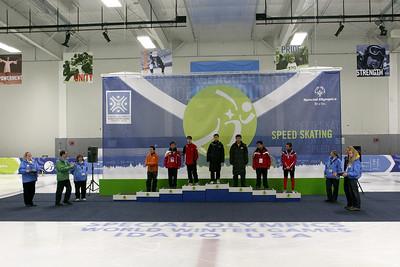 2009 Winter Special Olympics 2.12.09