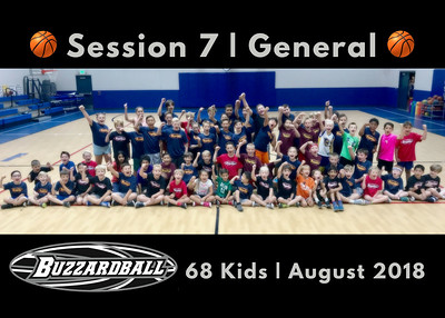 SESSION 7 | General | 68 Campers
