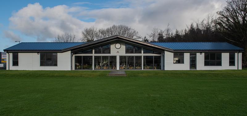 Bangor Cricket Club - MacLennan Construction Ltd