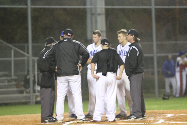 Ne vs East Lake Baseball 3-6-2015