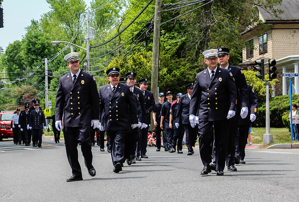 Tri Boro Memorial Day Parade 2015