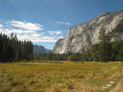 Allan's 65th Birthday in Yosemite, September 20, 2012