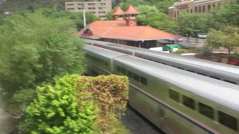 Glenwood Springs, CO, and Amtrak's California Zdphyr Mini Movie