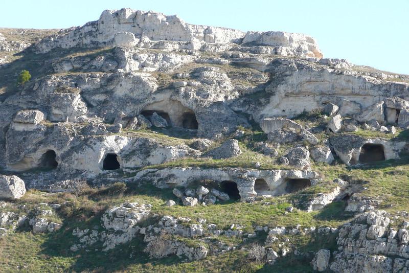 Prehistoric Settlements. Matera