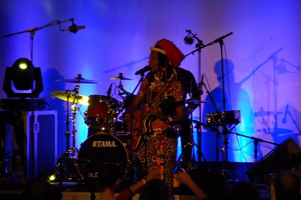 Fatoumata Diawara - February 8, 2014
