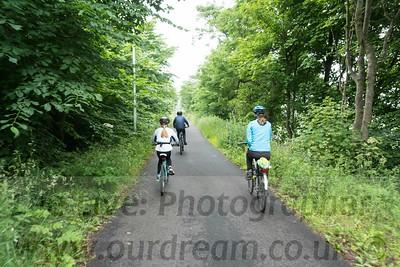 2021 Cycle to Shawfair