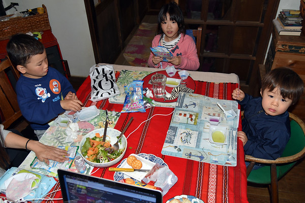 KIDS at MORIYA  --  5 DEC 2020