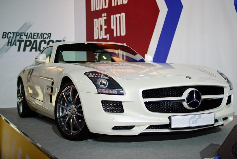 Gran Turismo 5 at Igromir 2010