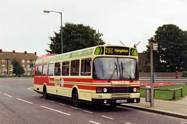 4th September 1994: Brighton