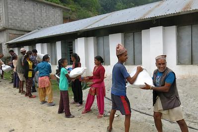 2015 Nepal Earthquake Relief