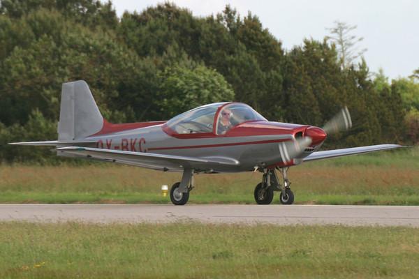 OY-BKC - Laverda F8-L Super Falco IV