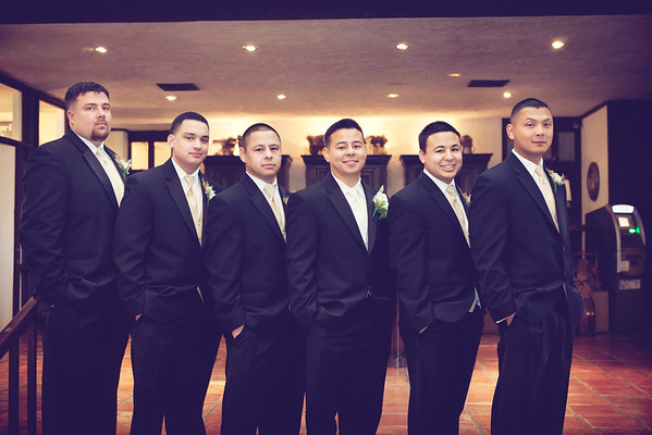 Jimenez/Morales Wedding