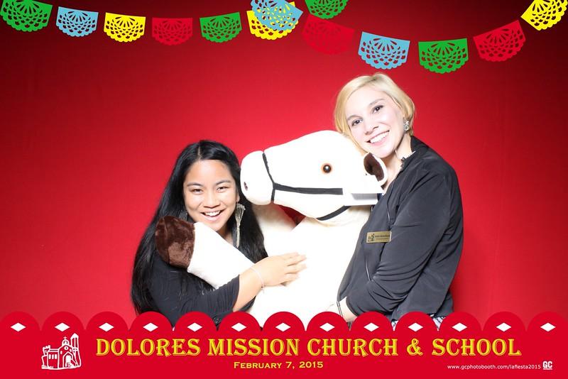 Dolores Mission Church & School - Lafiesta 2015