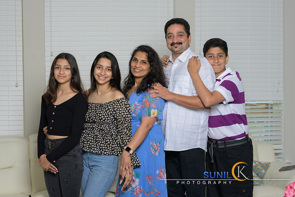 Mathai Family Pictures