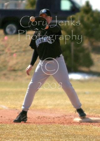 MRHS vs Jefferson Jr. Varsity Baseball 03-08-08