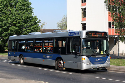 12. 07 Reg Buses around the UK