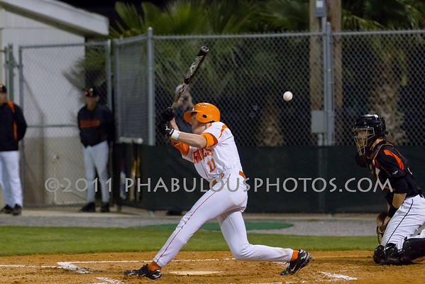Varsity Baseball #11 - 2011