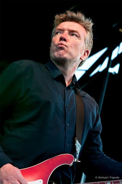 Michael Bradley The Undertones BYO Records' 13th Annual Punk Rock Bowling Music Festival Las Vegas, NV  May 29, 2011