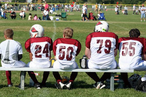 NYFA Cardinals vs Hyland Hills Cardinals