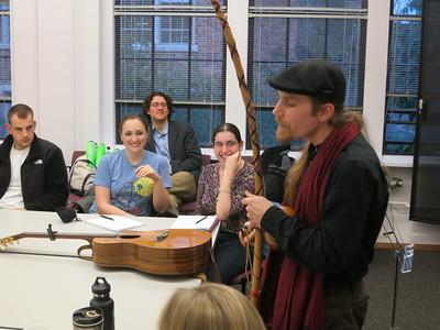 Workshop: Ladino Music with Guy Mendilow