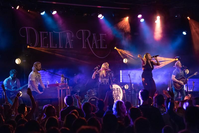 Delta Rae World Cafe