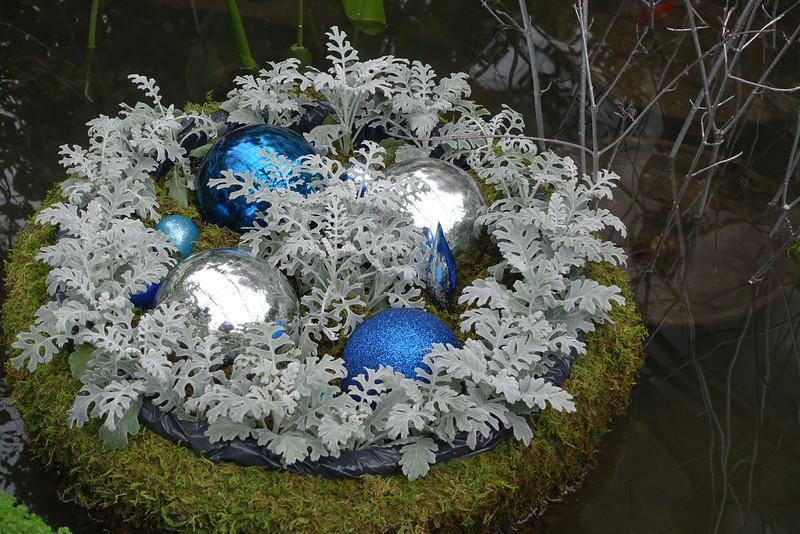 Christmas Flower Show 2014