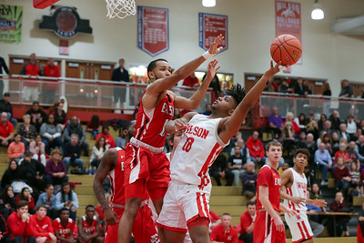 12/7/2019 Wilson Boys Basketball vs Easton